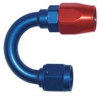 Koncovka D-06 180° - Al rourová - benzín