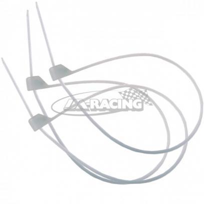 Stahovací páska Ty-Rap 180 x 5 mm s kovovým pojistným pérkem