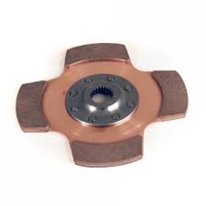 TILTON lamela k 66-301 cerametal 185 mm - sílaobložení7,2