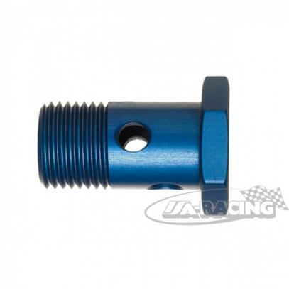 Šroub průtokový D-06 Al M12 x 1,5 mm