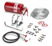 Sparco hasicí systém 4,25 l (ocel, mechanický)