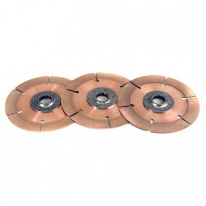 TILTON lamely k 66-003 sintermetal 185 mm  - síla obložení 2,62