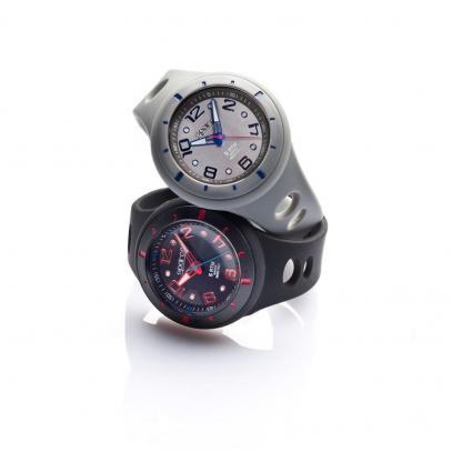 Sparco gumové hodinky (šedé)