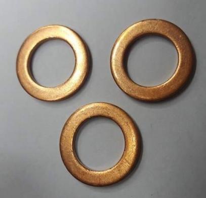 D-03/D-04 těsnění Cu (průměr 11 mm)
