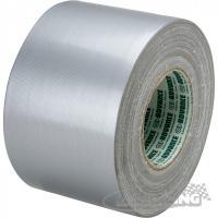 Textilní lepicí páska 10 cm/50 m (stříbrná)