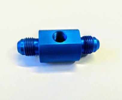 Adaptér D06 - M10 x 1- D06 (Z-M-Z)