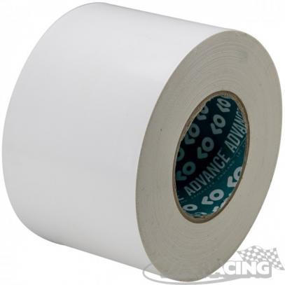 Textilní lepicí páska 10 cm/50 m (bílá)