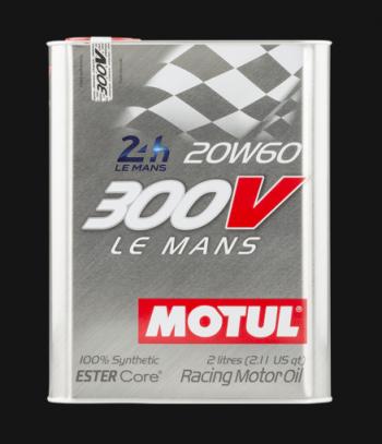 MOTUL 300V Le Mans 20W-60 (2 L)