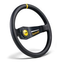 Sabelt volant TURINI 2R/90 kožený (350 mm)
