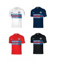 Sparco tričko MARTINI RACING