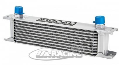 Olejový chladič MOCAL - série 6 (10 chladicích šachet)