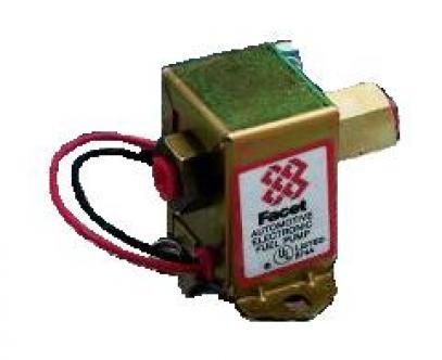 FACET čerpadlo paliva Solid State - 0,4 bar - 114 l/hod (kostka)