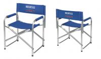 Sparco skládací židle MARTINI RACING