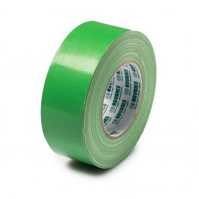 Textilní lepicí páska 5 cm/50 m (světle zelená)