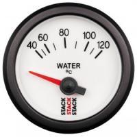 STACK elektrický ukazatel  ST3257 - teplota vody 40-120°C