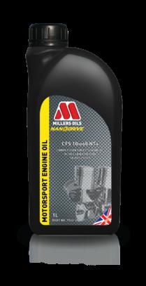Millers Oils CFS 10W-60 NT+ Nanodrive (1 litr)