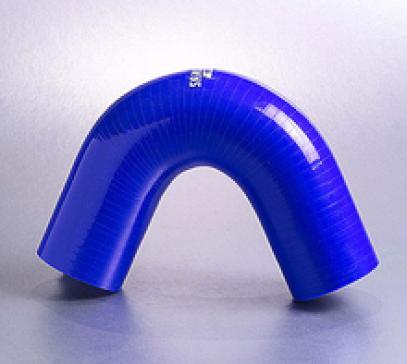 SAMCO silikonové koleno 120°/135° - průměr 76 mm