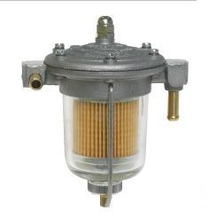 Ventil FILTR KING (sklo + filtr) - 0,07-0,50 bar - benzín