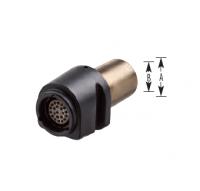 Krontec rychlospojka volantu - navařovací protikus (22 PIN)