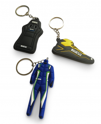 Sparco přívěsek na klíče - sedačka