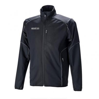 Sparco bunda SOFT SHELL (černá, vel. XL)