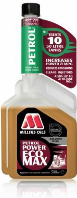 Millers Oils Petrol Power ECOMAX 500 ml