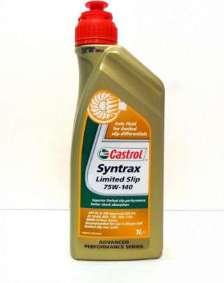 Castrol SYNTRAX Limited Slip 75W-140 (SAF-XJ)