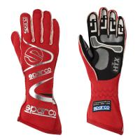 Sparco rukavice ARROW RG-7 (červené, vel. 8)