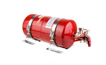 LIFELINE hasicí systém ZERO 2000 4 l (ocel, mechanický)