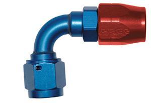Koncovka D-06 90° Al rourová - benzín