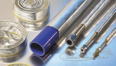 Tepelná izolace aramid na hadici D-04/12 mm
