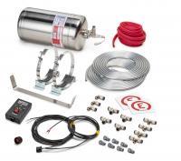 Sparco hasicí systém 4,25 l (ocel, elektrický)