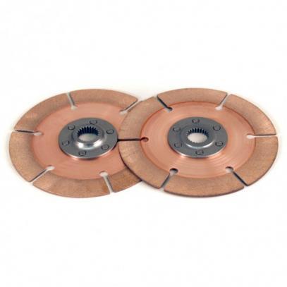 TILTON lamely k 66-002 sintermetal 185 mm - síla obložení 2,62