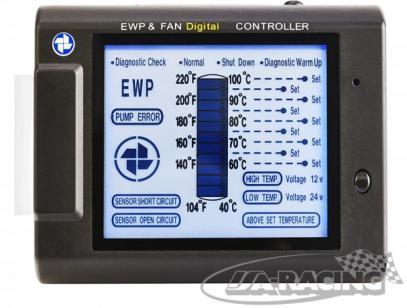 EWP digitální elektronický kontrolní box (LCD)