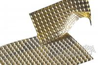 Hliníkový profilovaný plech 2vrstvý o síle 0,5 mm - 1220x625mm