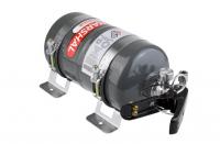LIFELINE hasicí systém ZERO 360 3 kg (ocel, mechanický)