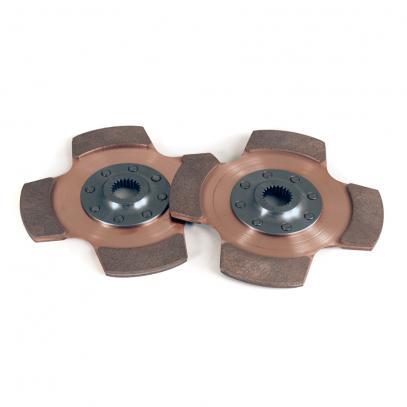 TILTON lamely k 66-302 cerametal 185 mm - síla obložení 7,2 mm