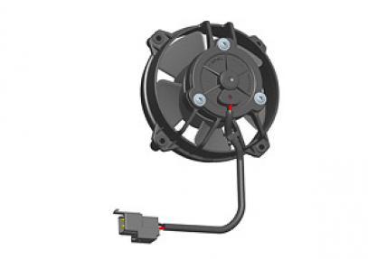 Ventilátor SPAL 96 mm/58 mm (sací, tlačný)