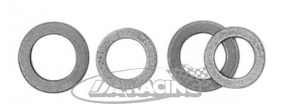 D-03 Aeroquioe kroužek těsnicí Al (průměr 10 mm)