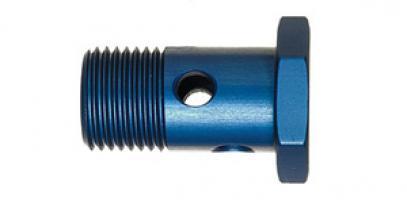 Šroub průtokový  M16 x 1,5 mm Al