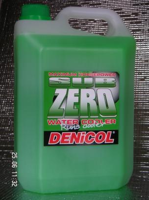 DENICOL SUB ZERO water cooler 5 l