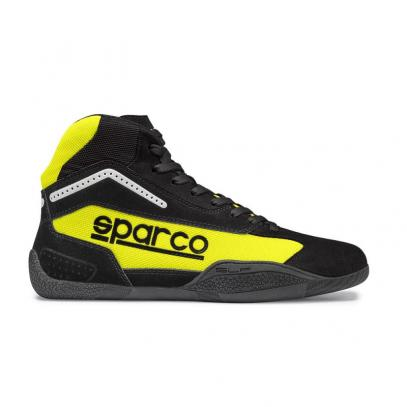 Sparco boty GAMMA KB-4 (černo-žluté)