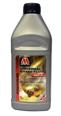 Millers Oils Racing Brake fluid 300 Plus 500 ml