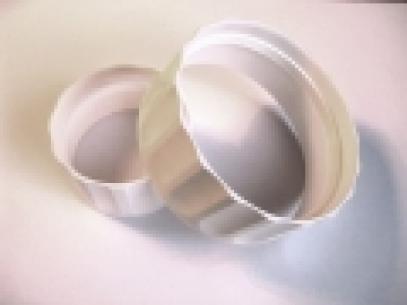 VDO matice plastová k otáčkoměru průměr 80 mm