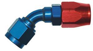 Koncovka D-06 45° Al rourová - benzín
