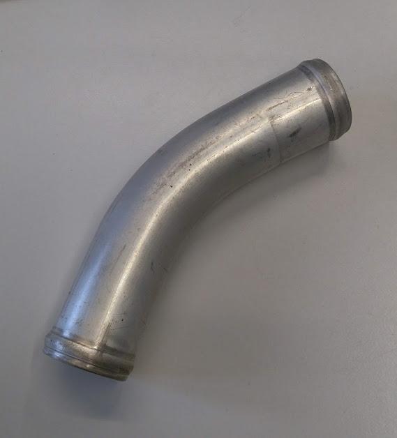 Hliníkové koleno 45° průměr 35 mm