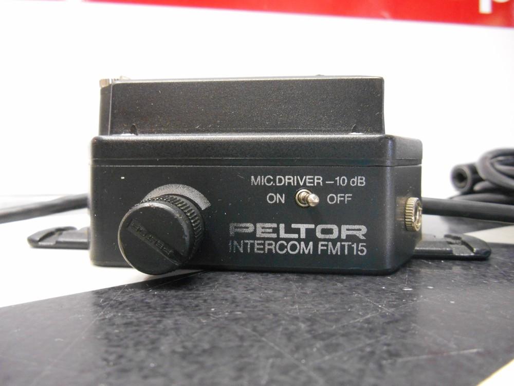 Centrála PELTOR FM-110